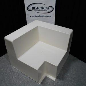 Beachcat Fiber Series Corner Seat