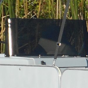Tinted Console Windscreen