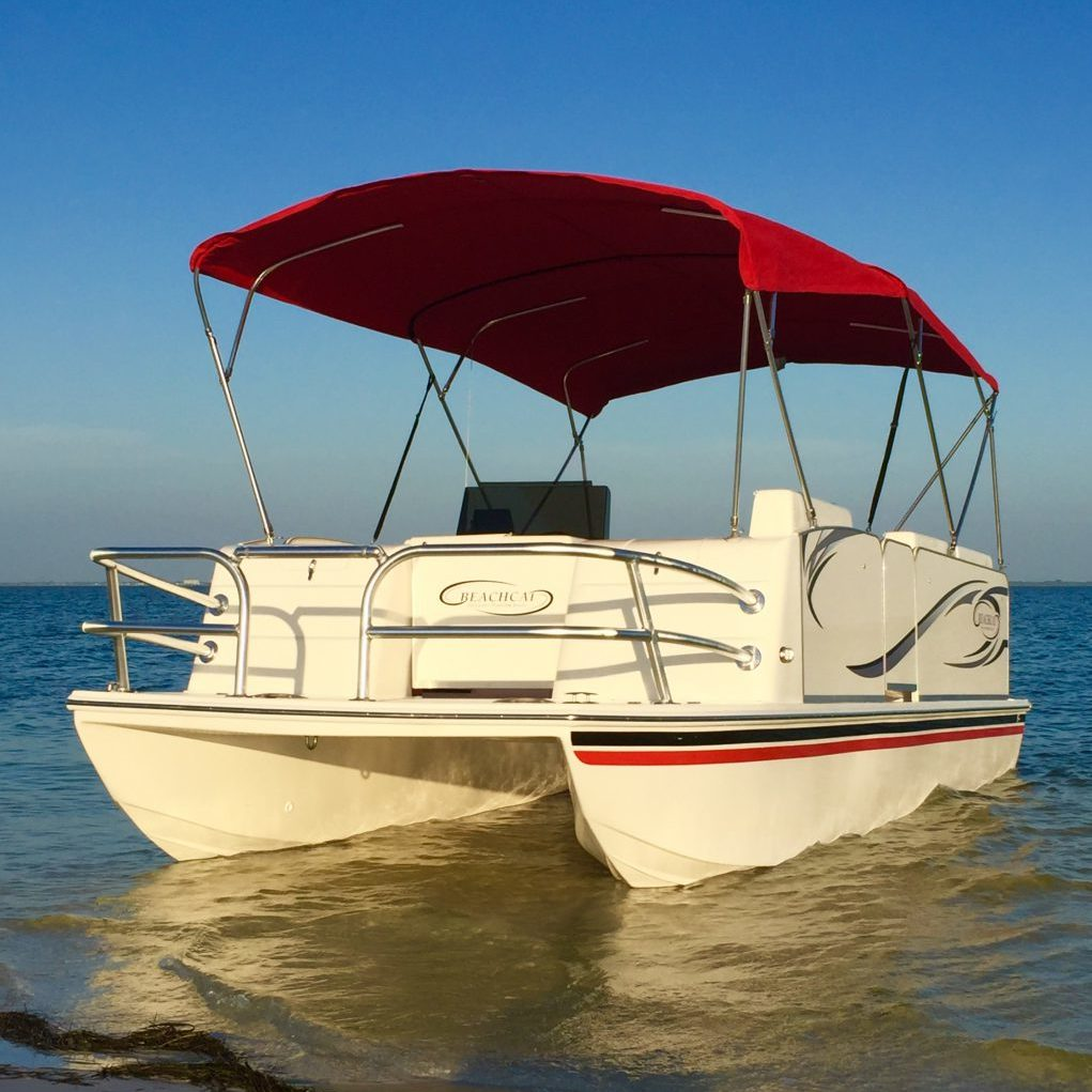 Pontoon_red_bimini